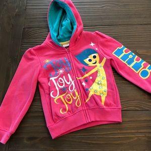 Disney Inside Out Joy Sweater